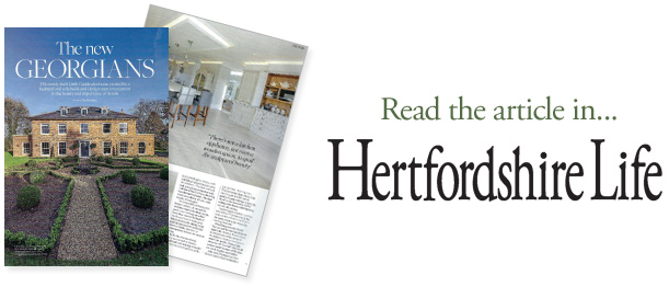 Read the Oak House article in Hertfordshire Life April 2019