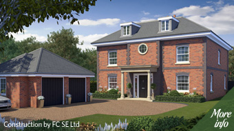 New Build Homes - Boxwood House