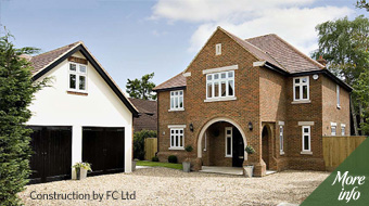 New Build Homes - The Langham