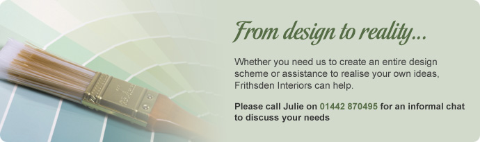 Interior Design Berkhamsted - Frithsden Interiors